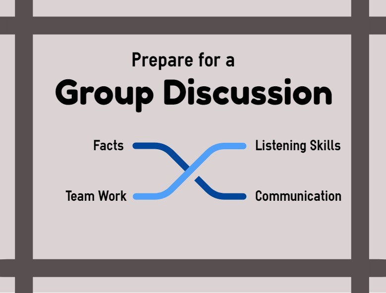 Group Discussion Preparation